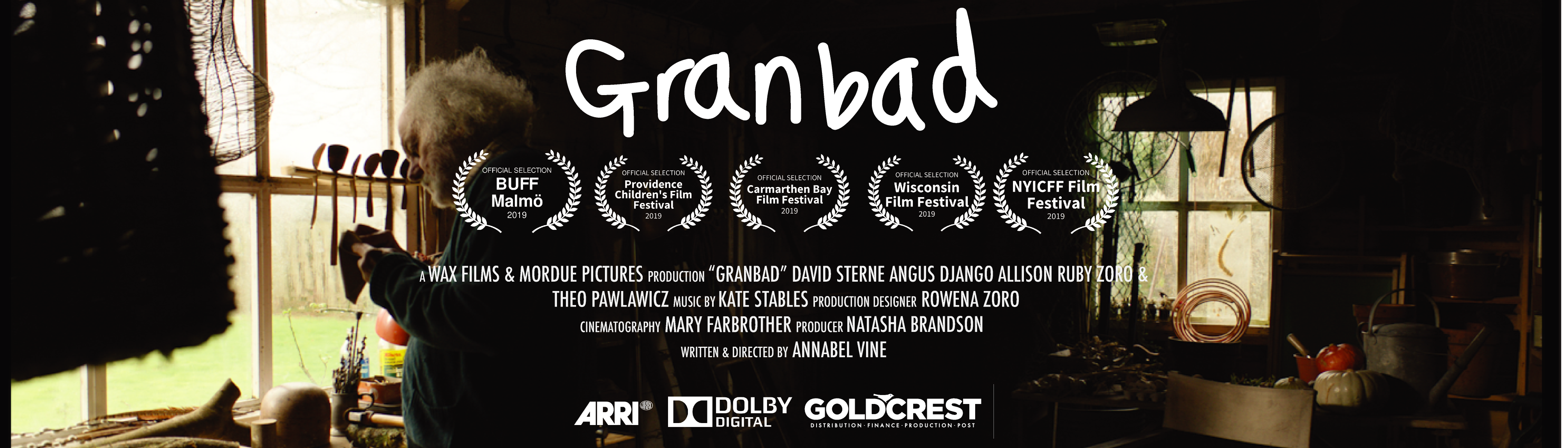 Now That Wisconsin Film Festival Has >> Granbad